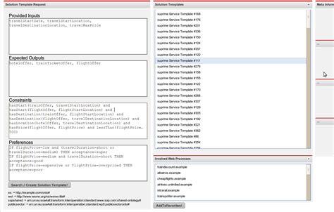 It Solution Template web process coordination 171 suprime intelligent