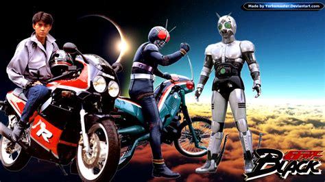 Dvd Kamen Rider Black Satria Baja Hitam 1988 Sub Indo koleksi jepang goggle v sharivan gavan
