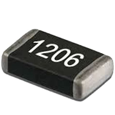 resistor smd packages smd resistors 1206 package 0 10 mohm