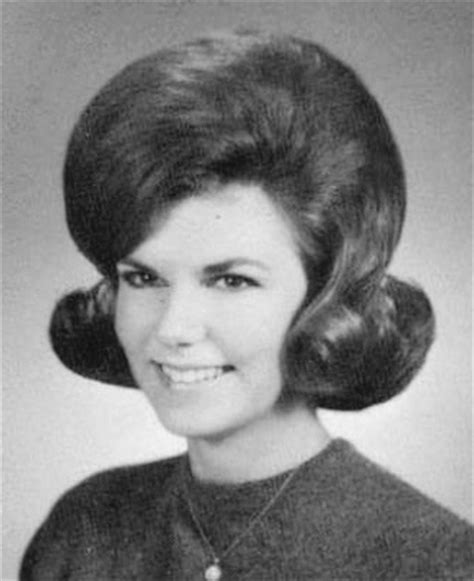 1960s bouffant hairstyle moi life sixties style