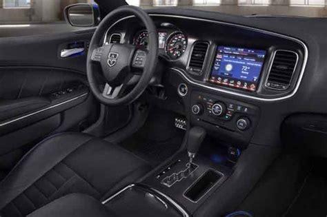 dodge journey spy  redesign interior