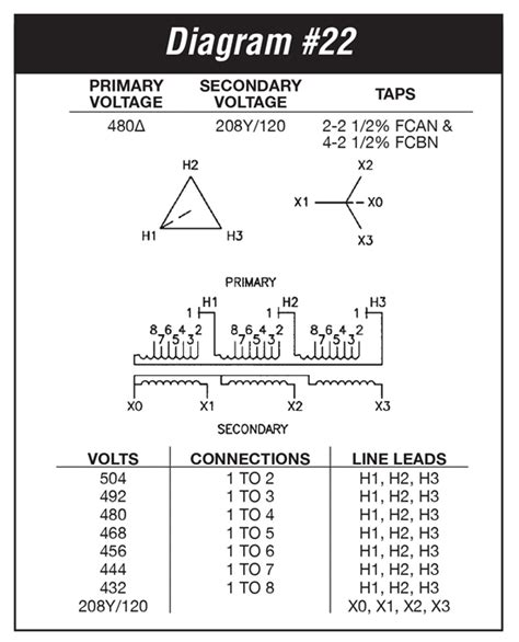 transformer wiring diagram 230 575 wiring diagrams