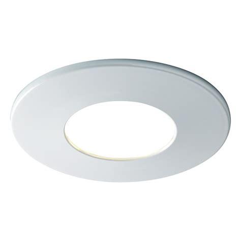 circle matt white collingwood lighting rb359mw h2 pro matt white bezel