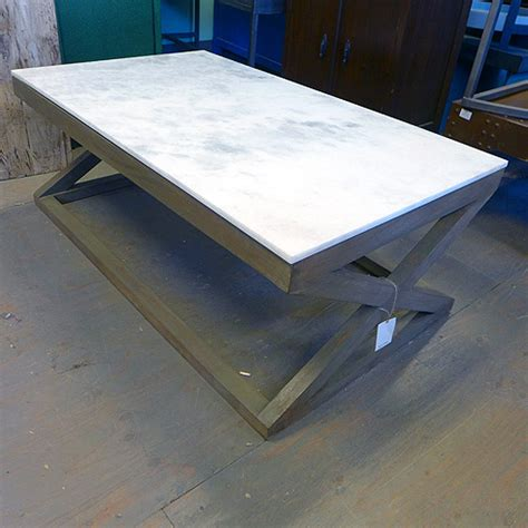 Marble Top Coffee Table Nadeau Chicago Coffee Tables Chicago