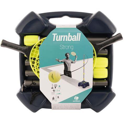 artengo tennispaal set turnball strong voor speedball decathlonnl