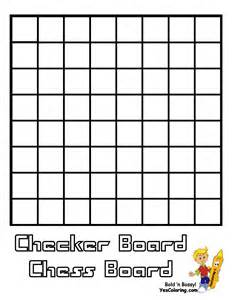 chess board template smooth chess coloring pages to print 1 chess pieces