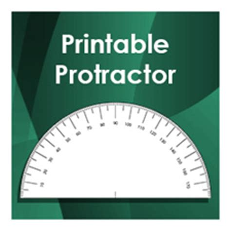 printable 6 inch protractor printable ruler pdf for students and teachers tim s