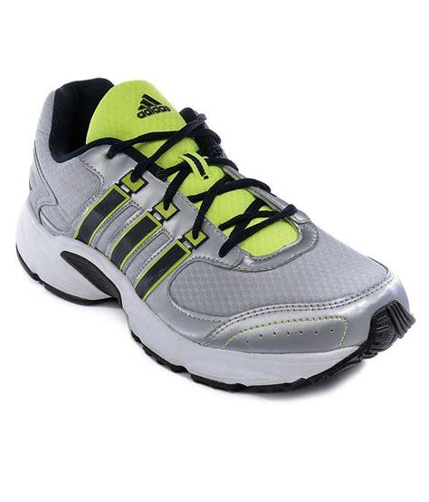 adidas vanquish silver sport shoes buy adidas vanquish