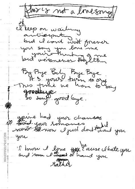 written madonna lyrics madonnatribe decade