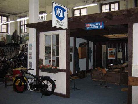 Nsu Motorrad H Ndler by Nsu Museum In Monschau 2003 Bis 2008