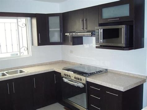 cocina negro  blanco opaco ideas en  cocinas