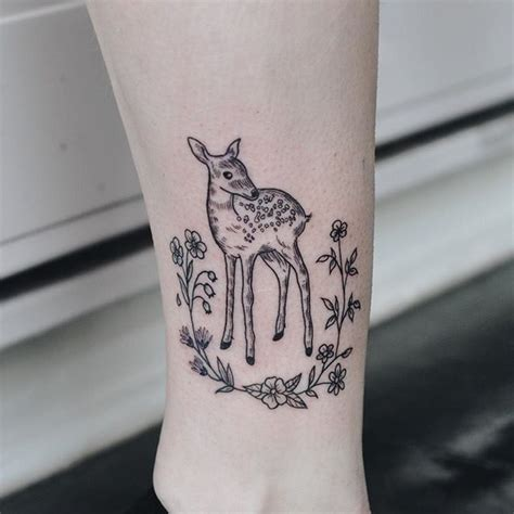 fawn tattoo 25 best ideas about fawn on watercolor
