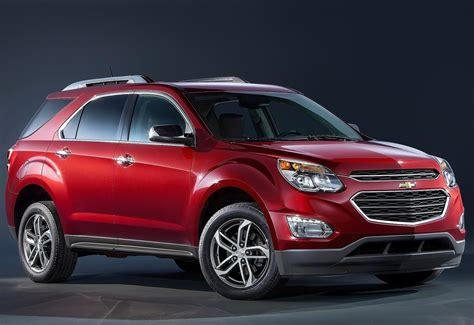 chevy equinox colors 2016 chevrolet equinox price review release date colors