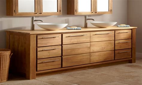 Wooden Bathroom Vanity Units Solid Oak Bathroom Vanity Unit Bathroom Vanities Solid Wood Bathroom Ideas Furnitureteams