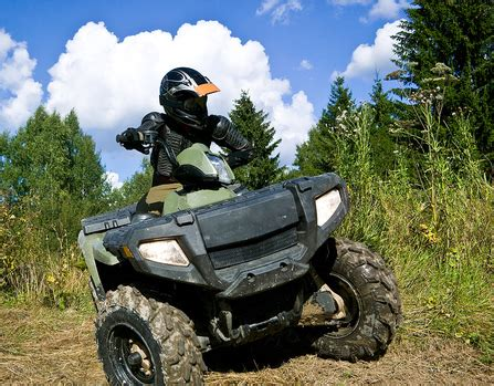 Four Wheeler Insurance by Atv Insurance Learn About All Terrain Vehicle Insurance
