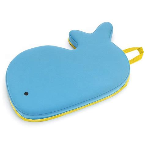 Bathtub Kneeler by Skip Hop Moby Bath Kneeler Blue Baby