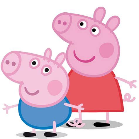 imagenes en png de pepa pig set de im 225 genes png de peppa pig para marcos fotos y