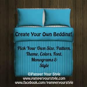 design your own comforter set voqalmedia com