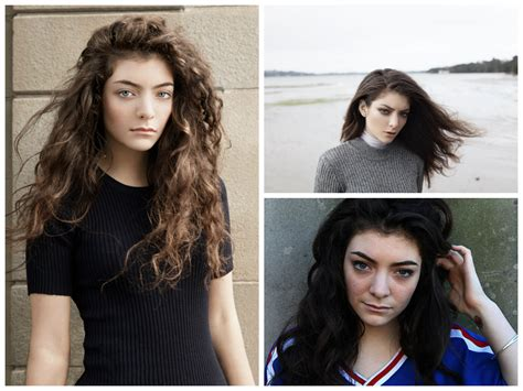 hairstyles to wear straight or curly should lorde have straight or curly hair women hairstyles