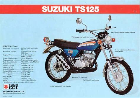 1974 Suzuki Ts 125 Quelle A 233 T 233 Votre Premiere Moto Page 4 Forum Moto