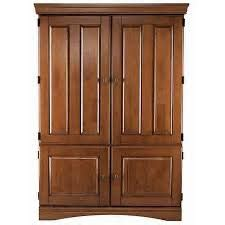 living room armoire amazon com home entertainment deluxe tv armoire credenza
