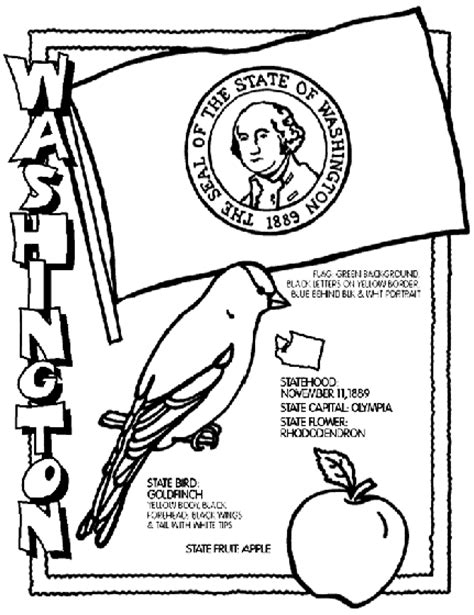 washington d c coloring sheets coloring pages