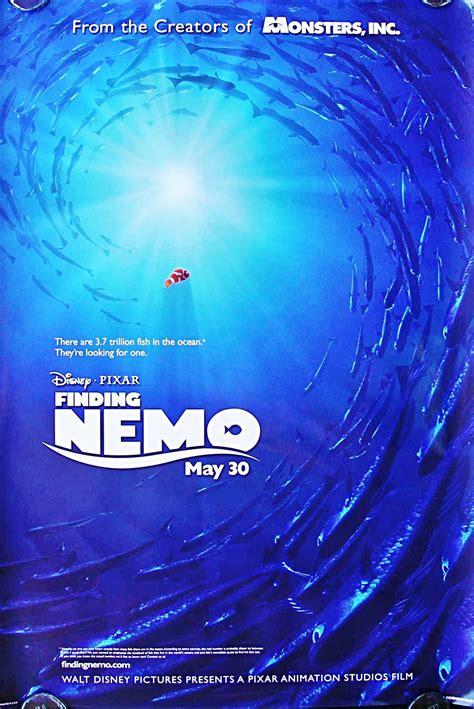 finding nemo poster finding nemo poster disney photo 18638244 fanpop