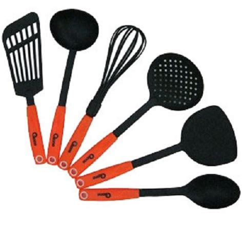 Spatula Oxone jual oxone kitchen tools ox 953 orange murah bhinneka
