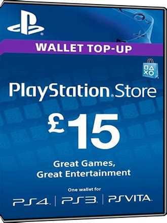 Psn Card Uk 10 Gbp Region 2 Ps4 Ps3 Ps Vita buy playstation network card 15 pound psn card 15 163 uk