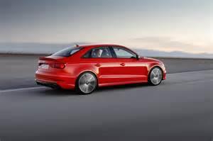 2018 audi rs3 sedan review top speed