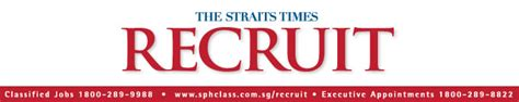 The Straits Times Recruit Newsletter