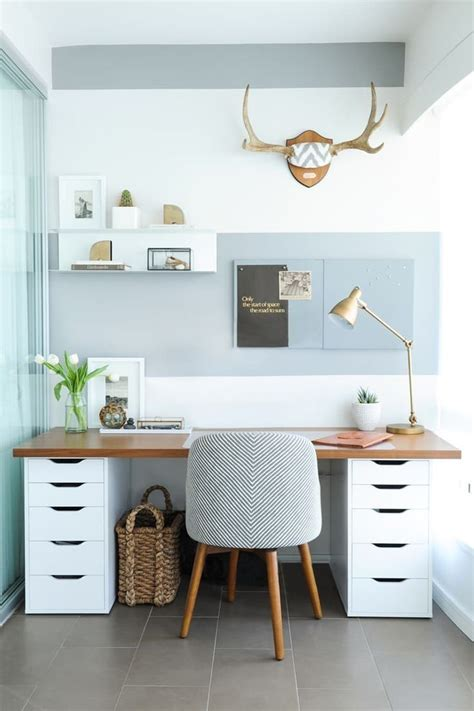 ikea home office desk ideas best 20 ikea home office ideas on home office