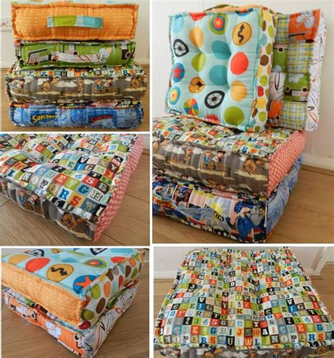 Toddler Floor Cushion by 1000 Ideas About Floor Pillows On Floor