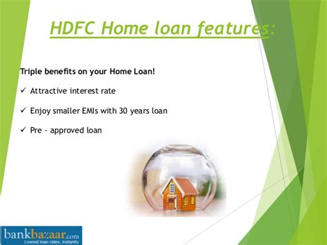 hdfc house loan interest rates hdfc home loan interest rates