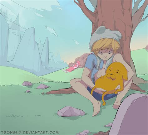 jake the and finn the human adventure time jake the and finn the human by tsonguy on deviantart