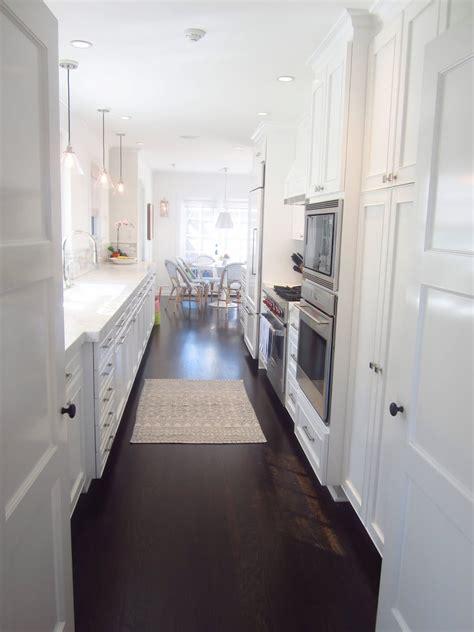 galley kitchen galley style kitchen design ideas for the abode