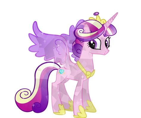 crystal princess cadence by bubblestormx on deviantart