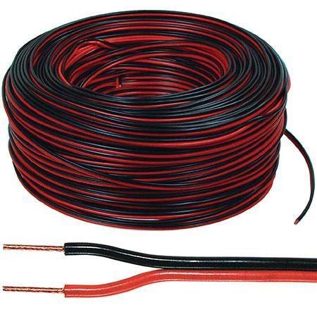 Nyy 2x1 5mm2 25 Meter icc lssn 2x1 5mm2 black speaker wire 1 50 meter