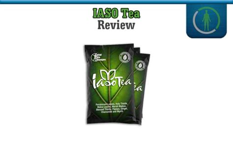 Total Image Detox Tea Review by Iaso Tea Review Total Changes Detox Lose Weight