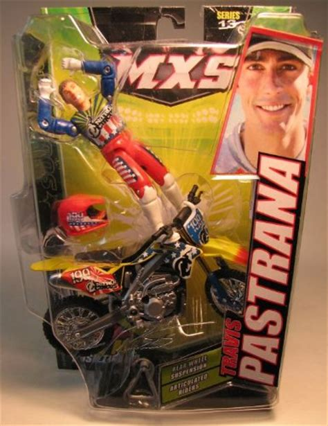2011 All New Travis Pastrana Motocross Supercross