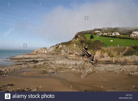 lester point in combe martin bay ilfracombe combe martin bay stock photos combe martin bay stock