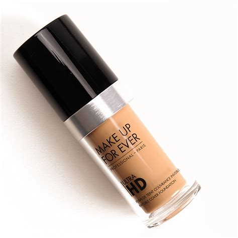 Makeup Forever Ultra Hd Foundation make up for ultra hd liquid foundation foundation review swatches
