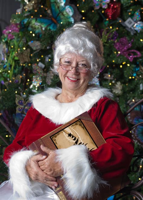 tickets for story time with mrs claus in pine mountain