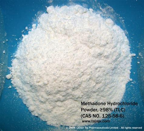 How To Detox From Methadone 125 Mg by Methadone Hydrochloride Cas 1095 90 5 Methadone