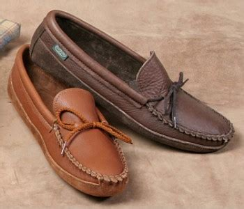 american made mens slippers usab2c mens canoe sole moccasins made in usa product