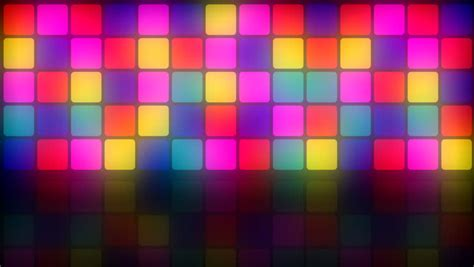colorful  club dancefloor background stock footage