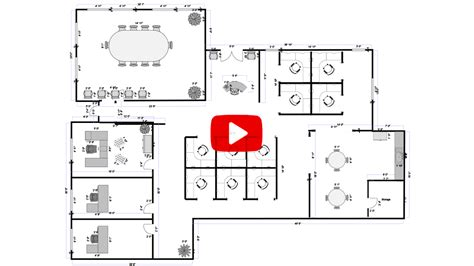 how to make floor plans smartdraw create flowcharts floor plans and other diagrams