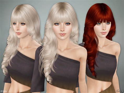 sims 3 hairstyle cheats cazy s lisa hairstyle a sims 3