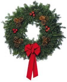 Christmas wreath 011311 187 vector clip art free clip art images