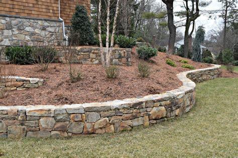 Landscape Retaining Wall In Nj1 Garden Wall Suppliers